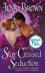 Cover of Star Crossed Seduction